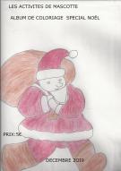 coloriages sur Noël